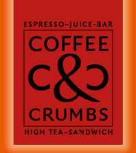 Coffee and Crumbs Logo